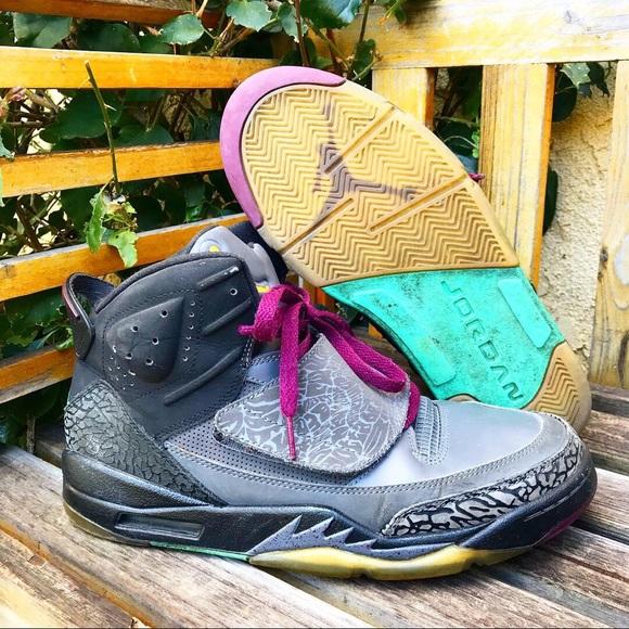 cef374dc40e Jordan Shoes | 12 Air Son Of Mars Hightop Gray Sneakers | Poshmark